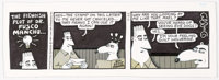 J.C. Duffy The Fusco Brothers Comic Strip and Additional Works by Lulu Wang Hedrick and Patricia Mulvihill Group o... (T...