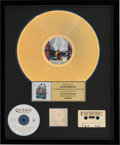 Music Memorabilia:Awards, Queen Innuendo RIAA Hologram Gold Sales Award (Hollywood, 1991). . ...