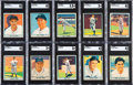 Baseball Cards:Sets, 1941 Play Ball Baseball Complete Set (72)....