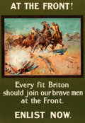 Movie Posters:War, World War I Propaganda (Parliamentary Recruiting Committee...