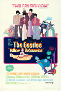 Movie Posters:Animation, Yellow Submarine (United Artists, 1968). Fine/Very Fine on...