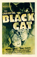 Movie Posters:Crime, The Case of the Black Cat (Warner Brothers, 1936). Very Fi...
