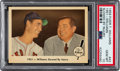 "Baseball Cards:Singles (1950-1959), 1959 Fleer ""1951-Williams Slowed by Injury"" #42 PSA Gem Mint 10...."