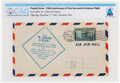 Explorers:Space Exploration, Philatelia: 25th Anniversary of First Successful Airplane Flight Postal Cover Directly From The Armstrong Family Collection™, ...