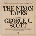 Explorers:Space Exploration, Vinyl: George C. Scott The Nixon Tapes (Warner Bros. Records Inc.) Original 33RPM Stereo Album Directly From The A...