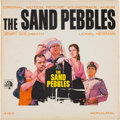 Explorers:Space Exploration, Vinyl: Jerry Goldsmith The Sand Pebbles (20th Century Fox Records) Original 33RPM Stereo Album Directly From The A...