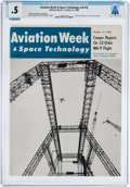 Explorers:Space Exploration, Magazines: Aviation Week & Space Technology Dated October 14, 1963, Directly From The Armstrong Family Collection™...
