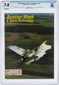 Explorers:Space Exploration, Magazines: Aviation Week & Space Technology Dated July 16, 1979, Directly From The Armstrong Family Collection™, C...