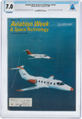 Explorers:Space Exploration, Magazines: Aviation Week & Space Technology Dated February 5, 1979, Directly From The Armstrong Family Collection™...