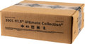 Baseball Cards:Unopened Packs/Display Boxes, 2005 Upper Deck Ultimate Collection Baseball 4-Box Hobby Case....