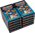 Baseball Cards:Unopened Packs/Display Boxes, 2003 Bowman Draft Picks & Prospects 10-Box Hobby Case....