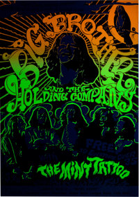 Janis Joplin / Big Brother & the Holding Company 1968 Fresno