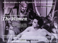 """The Women (BFI, R-2004). Rolled, Very Fine+. British Quad (30"""" X 40"""") SS. Comedy"""