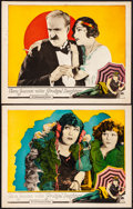 "Movie Posters:Drama, Prodigal Daughters (Paramount, 1923). Very Fine-. Lobby Cards (2) (11"" X 14""). Drama.. ... (Total: 2 Items)"