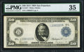 Large Size:Federal Reserve Notes, Fr. 1071 $50 1914 Federal Reserve Note PMG Choice Very Fine 35.. ...