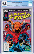 Modern Age (1980-Present):Superhero, The Amazing Spider-Man #238 (Marvel, 1983) CGC NM/MT 9.8 Whitepages....