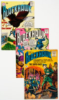 Silver Age (1956-1969):Adventure, Blackhawk Group of 11 (Quality/DC, 1956-62) Condition: Average FN.... (Total: 11 )