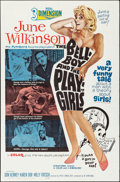 "Movie Posters:Sexploitation, The Bellboy and the Playgirls (Screen Rite Pictures, 1962). Folded,Very Fine. One Sheet (27"" X 41""). Sexploitation.. ..."