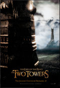 """Movie Posters:Fantasy, The Lord of the Rings: The Two Towers (New Line, 2002). Rolled, Very Fine-. One Sheet (26.75"""" X 39.75"""" & 27"""" X 40"""") DS Advan... (Total: 2 Items)"""