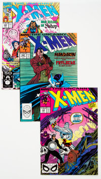 X-Men Box Lot (Marvel, 1987-94) Condition: Average NM-