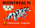 """Olympic Cards:General, 1976 Panini """"Montreal 1976"""" Unopened Pack with Cassius Clay Showing On Top. ..."""