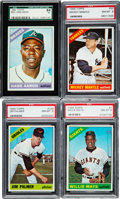 Baseball Cards:Sets, 1966 Topps Baseball Complete Set (598)....