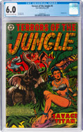 Golden Age (1938-1955):Adventure, Terrors of the Jungle #5 (Star Publications, 1953) CGC FN 6.0 Lighttan to off-white pages....