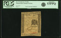 Colonial Notes:Pennsylvania, Pennsylvania July 20, 1775 30s PCGS About New 53PPQ.. ...