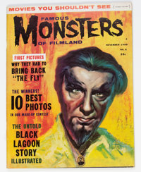 Famous Monsters of Filmland #5 (Warren, 1959) Condition: VF+