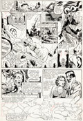 Original Comic Art:Panel Pages, Marshall Rogers and Terry Austin Doctor Strange #51 StoryPage 17 Original Art (Marvel, 1982...