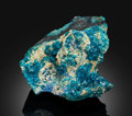 Minerals:Small Cabinet, Caledonite. Mammoth-St Anthony Mine, St. Anthony Deposit, Tiger, Mammoth District, Pinal Co., Arizona, USA. ... (Total: 2 Items)