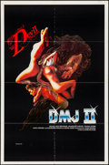 "Movie Posters:Adult, The Devil in Miss Jones, Part II (NIBO, R-1983). Folded, VeryFine-. One Sheet (27"" X 41""). Adult.. ..."