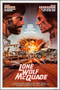 "Movie Posters:Action, Lone Wolf McQuade & Other Lot (Orion, 1983). Folded, Very Fine. One Sheets (3) (27"" X 41"") Style A. Action.. ... (Total: 3 Items)"