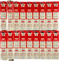 Baseball Cards:Lots, 1978 Pepsi Cola Cincinnati Reds Player Hoard (5,500+) - Includes Bench, Henderson, Werner, & Dressen....