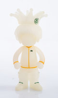 Collectible:Contemporary, Stüssy X 360 Toy Group. Baby Ragamuffin (Glow in the Dark). Painted cast vinyl. 7-1/2 x 2-3/4 x 2 inches (19.1 x 7.0 x 5...