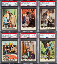 "1963 Topps ""Beverly Hillbillies"" Complete Set (66)"
