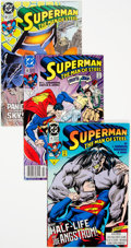 Modern Age (1980-Present):Superhero, DC Modern Age Long Box (DC, 1980s-2000s) Condition: Average VF....