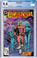Modern Age (1980-Present):Miscellaneous, Warlord #133 (DC, 1988) CGC NM 9.4 White pages....