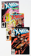 Modern Age (1980-Present):Superhero, X-Men #201-380 Near-Complete Run Box Lot (Marvel, 1986-2000)Condition: Average NM....
