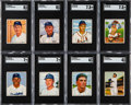 Baseball Cards:Sets, 1950 Bowman Baseball Complete Set (252)....