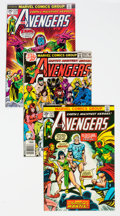 Bronze Age (1970-1979):Superhero, The Avengers Group of 6 (Marvel, 1974-79) Condition: Average VF+.... (Total: 6 Comic Books)