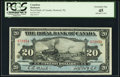 Canadian Currency, Canada Royal Bank of Canada - Montreal $20 2.1.191...