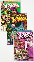 Bronze Age (1970-1979):Superhero, X-Men Group of 8 (Marvel, 1979-81) Condition: Average VF/NM....(Total: 8 Comic Books)