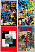 Modern Age (1980-Present):Miscellaneous, Modern Age Prestige Format Comics Box Lot (Various Publishers, 1980s-90s) Condition: Average VF....