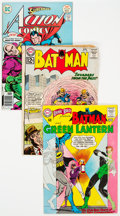 Silver Age (1956-1969):Superhero, DC Silver to Modern Age Superhero Group of 12 (DC, 1960s-80s).... (Total: 12 Comic Books)