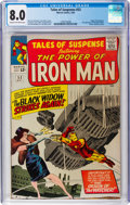 Silver Age (1956-1969):Superhero, Tales of Suspense #53 (Marvel, 1964) CGC VF 8.0 Cream to off-white pages....