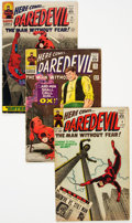 Silver Age (1956-1969):Superhero, Daredevil Group of 18 (Marvel, 1965-0) Condition: GD/VG.... (Total: 18 Comic Books)