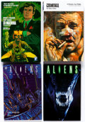 Books:Hardcover, Hard Cover and Trade Paperback Group of 7 (Various Publishers).... (Total: 7 Items)