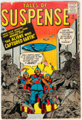 Silver Age (1956-1969):Science Fiction, Tales of Suspense #3 (Marvel, 1959) Condition: GD/VG....