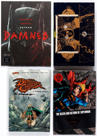 DC Book Group of 4 (DC, 1990-2000s).... (Total: 4 Items)